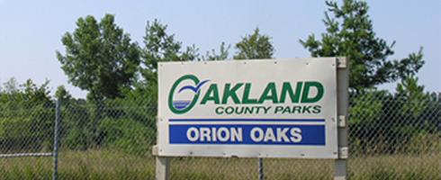 Orion Oaks Park